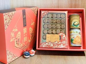 2+1入裝-北海道干貝鮑魚大禮盒