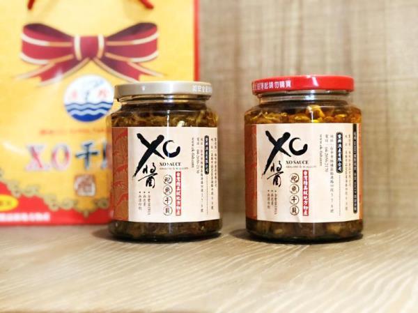 2入裝-小罐XO醬禮盒(51-100組內)