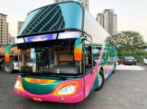 45人豪華旅遊大巴士
