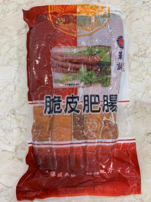 脆皮蔥大肥腸