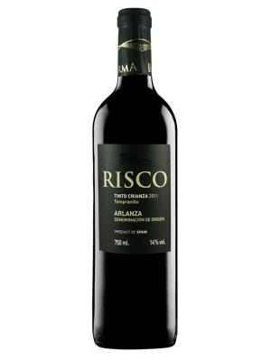 2011 西班牙紅酒 RISCO TINTO CRIANZA