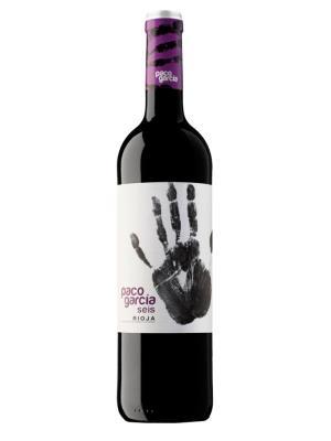2015 西班牙紅酒 PACO GARCÍA SEIS( 國際葡萄酒挑戰賽  International Wine Challenge 推薦酒 )