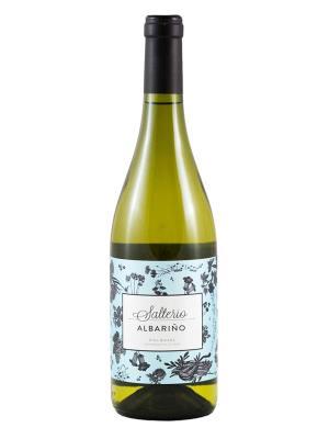 2015 西班牙白酒 Salterio Albariño