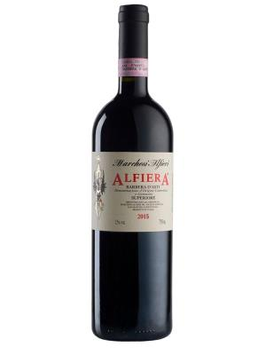 2015 義大利紅酒 Alfiera BARBERA D'ASTI SUPERIORE (義大利知名酒評期刊 Vitae《葡萄酒指南》 4葡萄藤)