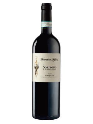2017 義大利紅酒 MONFERRATO ROSSO DOC SOSTEGNO (Vitae AIS 義大利侍酒師協會  Vitae AIS  3個葡萄藤)
