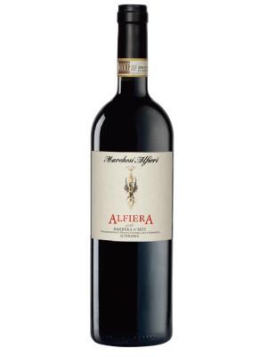 2016 義大利紅酒 BARBERA D'ASTI SUPERIORE D.O.C.G. ALFIERA (義大利餐飲權威評鑑指南  Gambero Rosso  2酒杯)