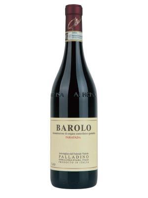 2014 義大利紅酒 BAROLO D.O.C.G. PARAFADA (義大利餐飲評鑑指南  Gambero Rosso  2紅酒杯)