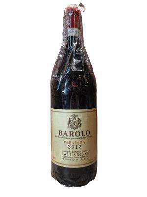 2012 義大利紅酒 BAROLO D.O.C.G. PARAFADA Magnum 1.5L (義大利餐飲評鑑指南  Gambero Rosso  2紅酒杯 )