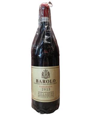 2013 義大利紅酒 BAROLO D.O.C.G. PARAFADA Magnum 1.5L (義大利餐飲評鑑指南  Gambero Rosso  2紅酒杯)
