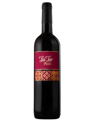 2014   西班牙紅酒  Tia Teo Merlot