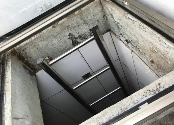 汙水蓋修繕