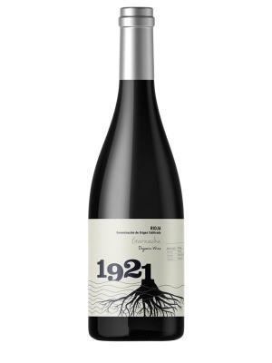 2018 西班牙紅酒   GARNACHA 1921 LAS CEPAS (知名葡萄酒評論網站  James Suckling  93分)