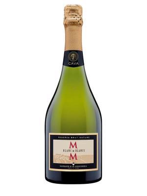2014 西班牙氣泡酒   Marques de la Concordia Blanc de Blancs