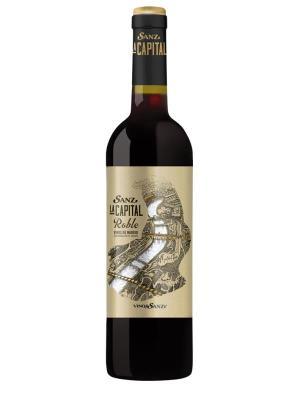 2017 西班牙紅酒 SANZ LA CAPITAL ROBLE