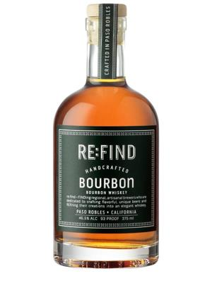 RE:FIND BOURBON (加州世界烈酒大賽  最佳Whiskey  CA Craft Spirits Competition)