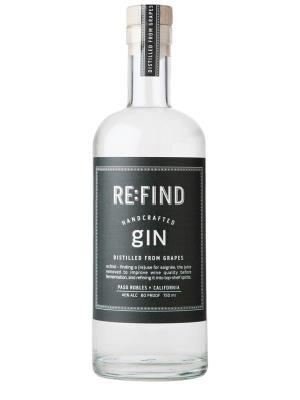 RE:FIND GIN (舊金山世界烈酒大賽  San Francisco wine spirits competition 銅牌 )