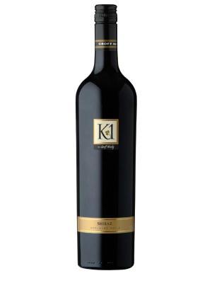 2012 澳洲紅酒 K1 SHIRAZ (澳洲葡萄酒網站  The Real Review  2012最佳SHIRAZ  9 /30)