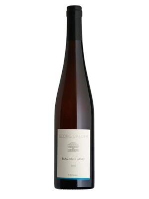 2015 德國白酒  RÜDESHEIM BERG  ROTTLAND RIESLING (德國知名葡萄酒評網站  Wein-Plus.de  94分)