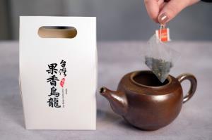 果香烏龍(三角立體袋茶)