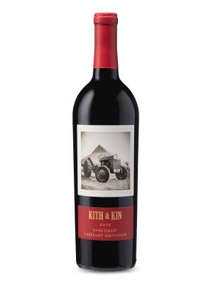"2018 美國紅酒   Kith & Kin Cabernet Sauvignon (葡萄酒評論雜誌 ""品味室雜誌""The Tasting Panel Magazine   93分)"