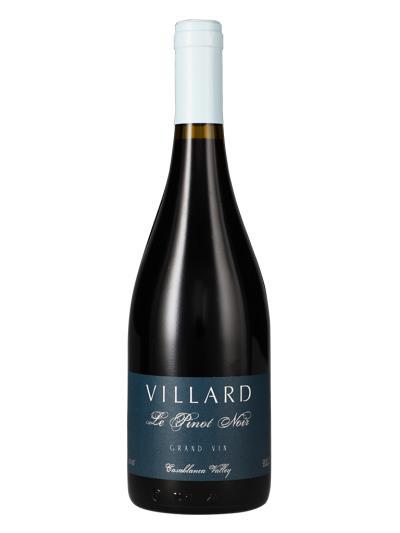 2014 智利紅酒   Villard Grand Vin Le Pinot Noir ( 知名葡萄酒評論家 James Suckling   96分 )