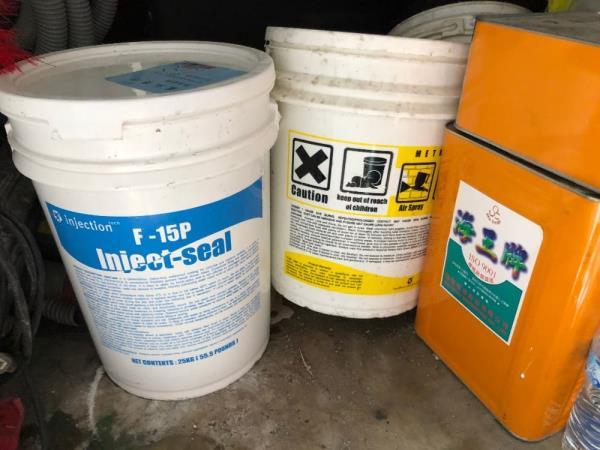 排水溝防漏施工填料