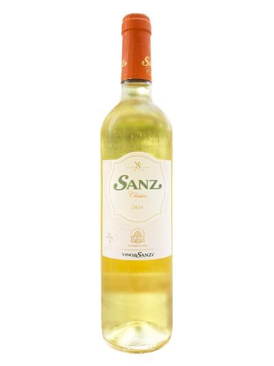 2016 西班牙白酒 Vinos Sanz Clásico (西班牙權威性酒評雜誌  Guia Penin   89分)