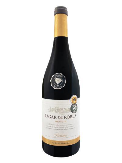 2013 西班牙紅酒   LAGAR DE ROBLA Premium (西班牙知名葡萄酒評論雜誌  Guia Penin Wine Guide  90分)