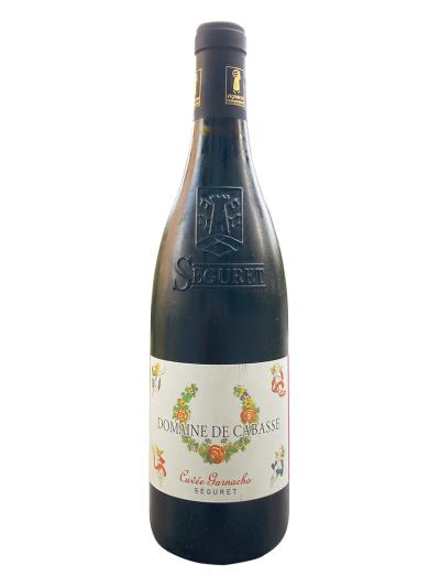 2014 法國紅酒 Domaine de Cabasse CUVEE GARNACHO