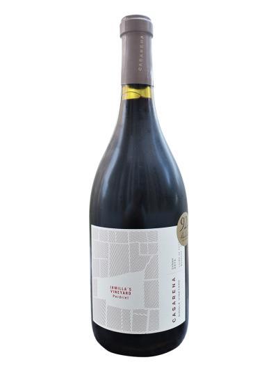 """2015   阿根廷紅酒   CASARENA SV Jamilla's SYRAH (知名葡萄酒評論雜誌""""葡萄酒觀察家""""Wines Advocate  92分)"""
