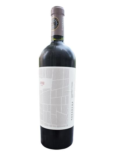 2017   阿根廷紅酒  S.V. Lauren's Vineyard Cabernet Franc (英國葡萄酒大師Tim Atkin MW  92分)
