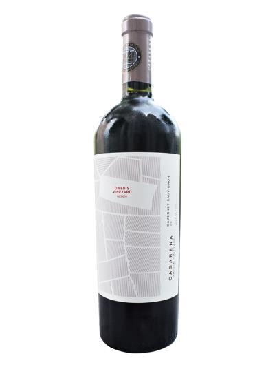 2017   阿根廷紅酒  S.V  OWEN's Vineyard Cabernet Sauvignon (英國葡萄酒大師Tim Atkin MW  94分 )