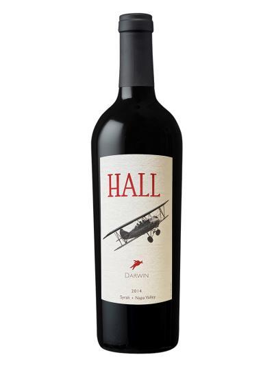 "2014 美國紅酒 HALL ""Darwin"" Proprietary Red (國際知名葡萄酒評鑑家 Wilfred Wong  94分)"