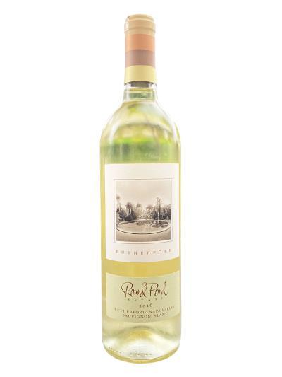 """2016 美國白酒   Rutherford Estate Sauvignon Blanc (知名葡萄酒評論雜誌 """"葡萄酒觀察家"""" Wine Spectator   90分)"""