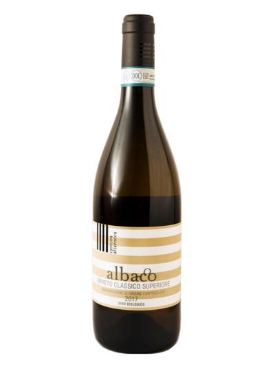 2017 義大利白酒 Albaco – Orvieto Classico Superiore DOC