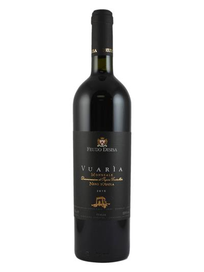 2015 義大利紅酒 Vuaria Monreale Nero D'Avola D.O.C. (國際葡萄酒大賽  International Wine Challenge 銀牌)
