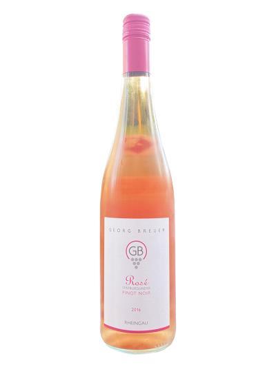 2016 德國粉紅酒 RHEINGAU  GB ROSÉ-PINOT NOIR (知名葡萄酒評鑑網站 James Suckling  90分)
