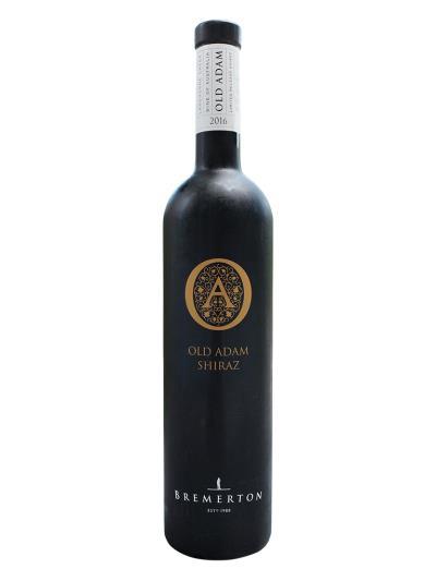 2016 澳洲紅酒 OLD ADAM SHIRAZ (澳洲知名葡萄酒評鑑網站 The Real Review 金獎)