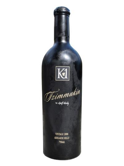 2006 澳洲紅酒 K1 Adelaide Hills Tzimmukin (澳洲知名葡萄酒評鑑家 James Halliday  95分)