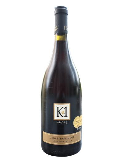 2016 澳洲紅酒 K1 PINOT NOIR (2018  James Suckling 90分)
