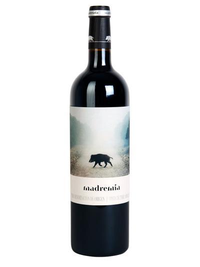 2018 西班牙紅酒 MADREMIA TINTO CRIANZA ( 西班牙權威性酒評雜誌Guia Penin  90分 )