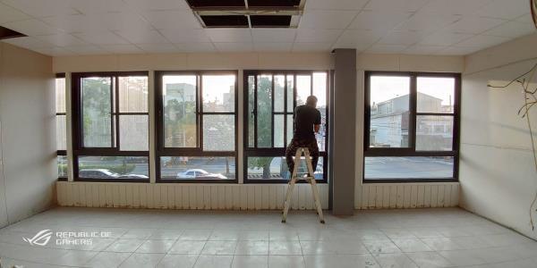 全聯鋁門窗安裝