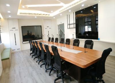 高雄商業空間設計-訓練中心暨會議室