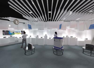 高雄商業空間設計-科學園區展示中心