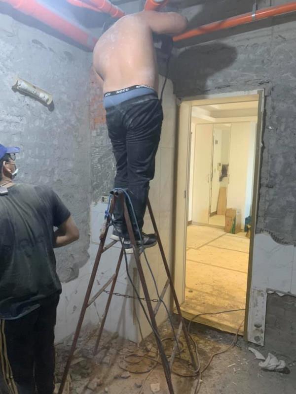 台北拆除工程|三重區中正北路電梯大樓(一)