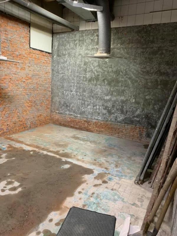 八寸磚牆開門
