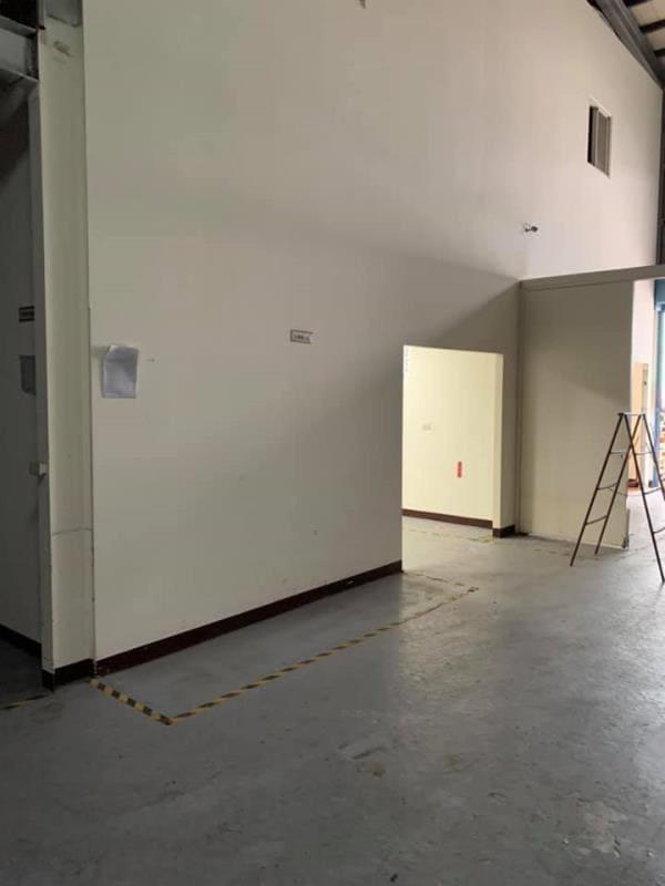 局部石膏板隔間拆除