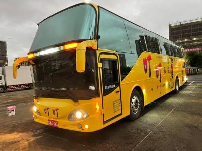 43人豪華旅遊大巴士