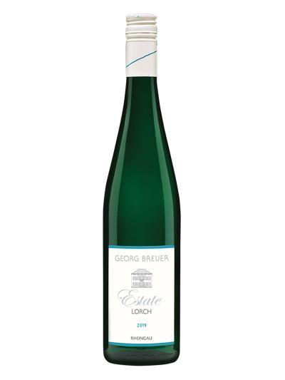 "2019 德國白酒   LORCH ""ESTATE"" RIESLING (福斯塔夫 雜誌 Falstaff Magazin  89分)"