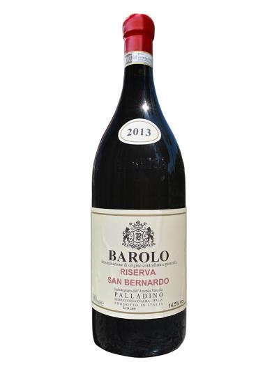 2013 義大利紅酒 BAROLO D.O.C.G. RISERVA SAN BERNARDO  3L (義大利餐飲評鑑指南  Gambero Rosso  3酒杯)